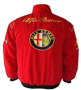 Alfa Romeo GTA Red Jacket