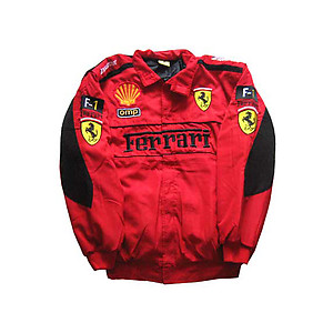 Ferrari F1 Racing Jackets