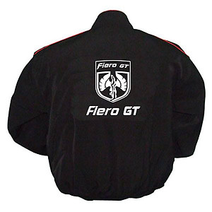 Pontiac Fiero GT Racing Jacket Black