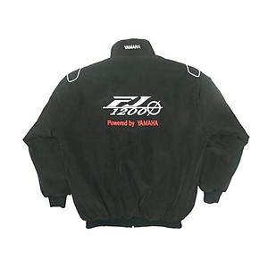 Yamaha FJ1200 Motorcycle Jacket Black