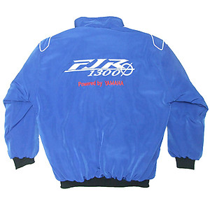 Yamaha FJR 1300 Motorcycle Jacket Royal Blue