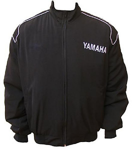 Yamaha Star Motorcycle Jacket Black