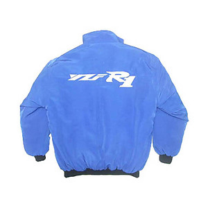 Yamaha YLF R1 Motorcycle Jacket Royal Blue