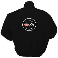Corvette C1 Racing Jacket Black